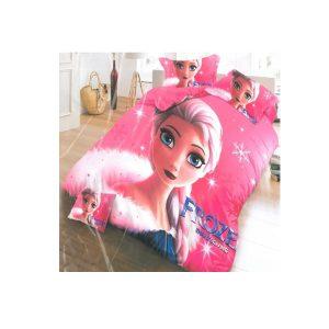 سرویس ملحفه مدل Frozen یک نفره ۲تکه