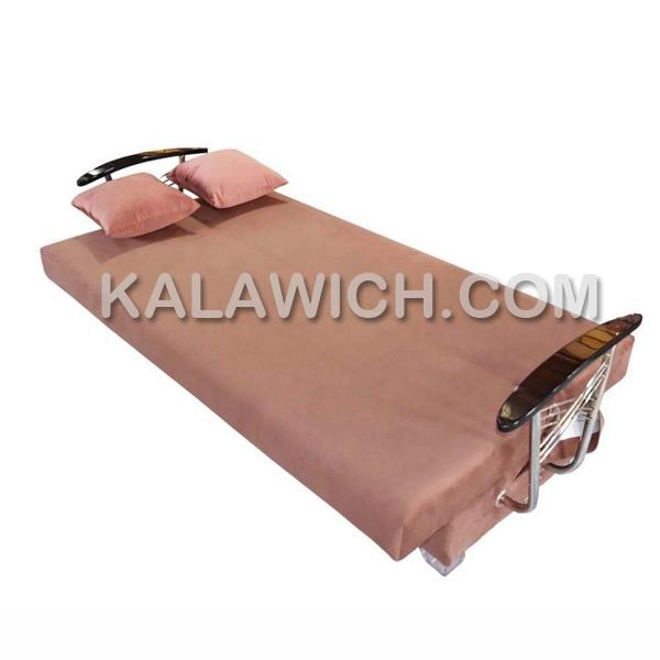 مبل تختخوابشو دو نفره مهبد مدل پانیذ
